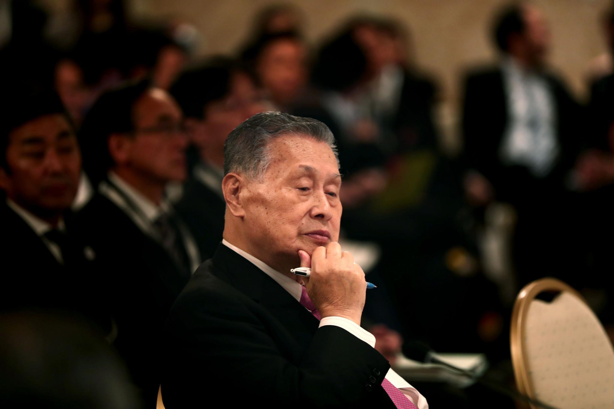 Mori wants coronavirus reference in Tokyo 2020 Ceremonies