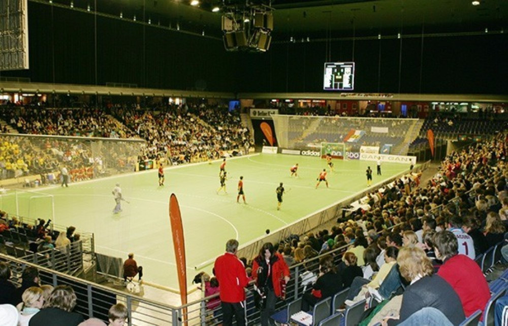 Indoor hockey is a non-Olympic variant of the sport ©FIH