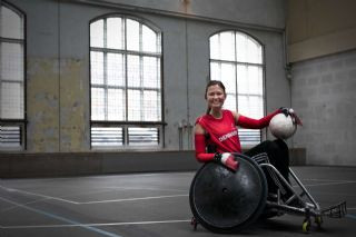 Skoubo preparing to lead Danish charge as lone female at IWRF World Championship in Sydney