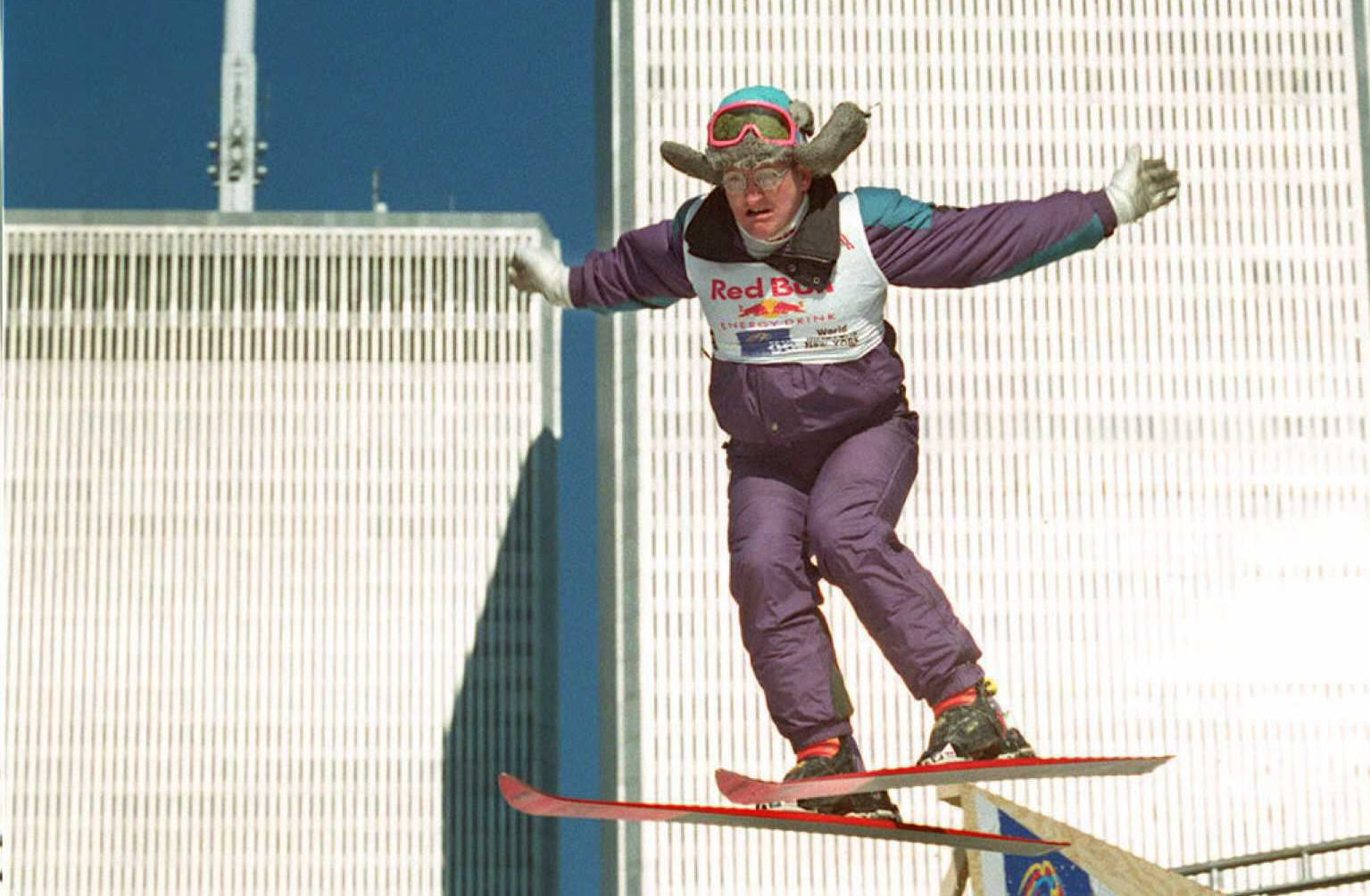 Eddie the Eagle remains as one of the most famous Winter Olympians ©Getty Images