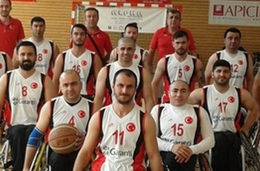 Turkey survive Dutch test to make winning start at European Wheelchair Basketball Championships