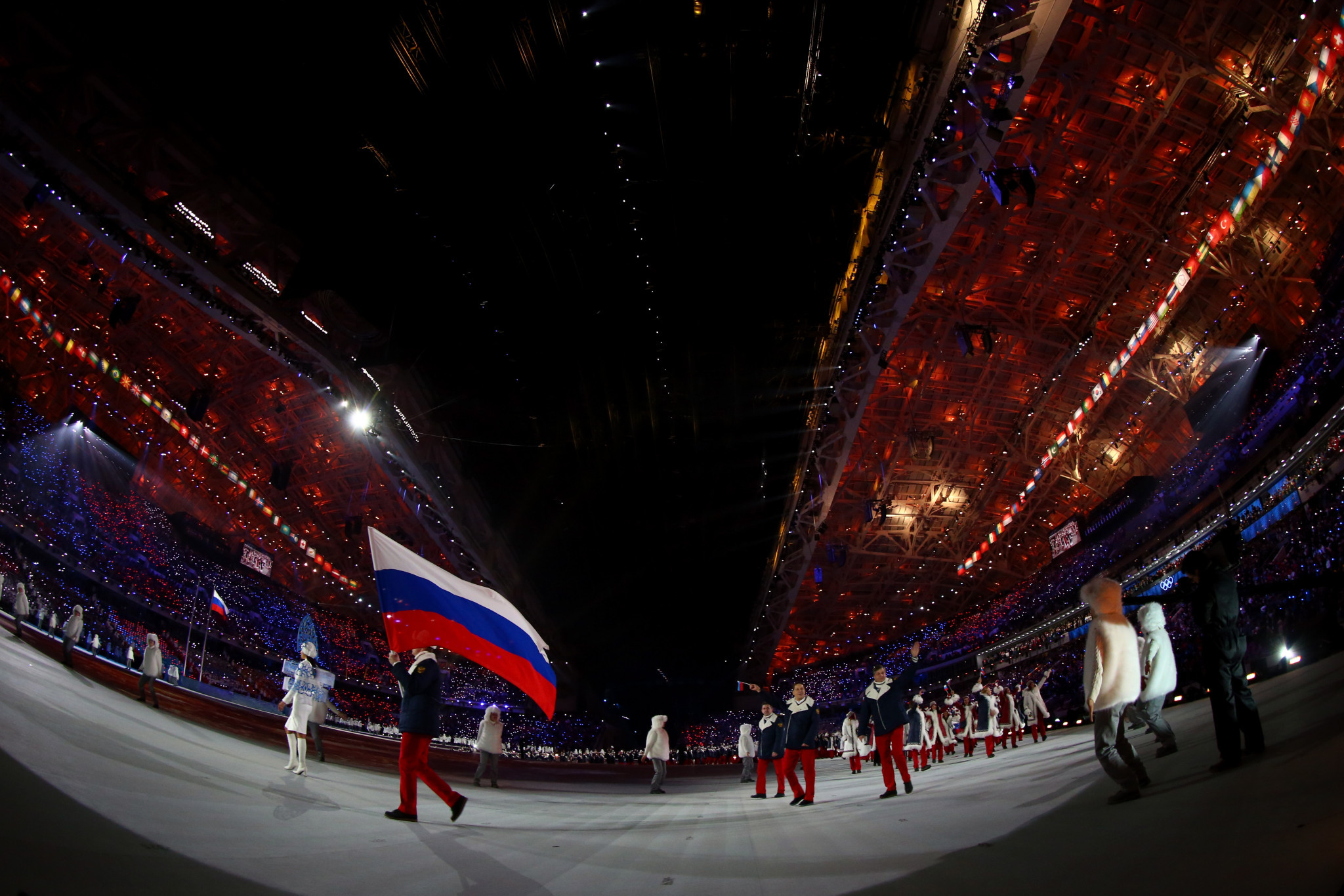 CAS adjourn hearing into 32 Russian athletes hoping to appear at Pyeongchang 2018