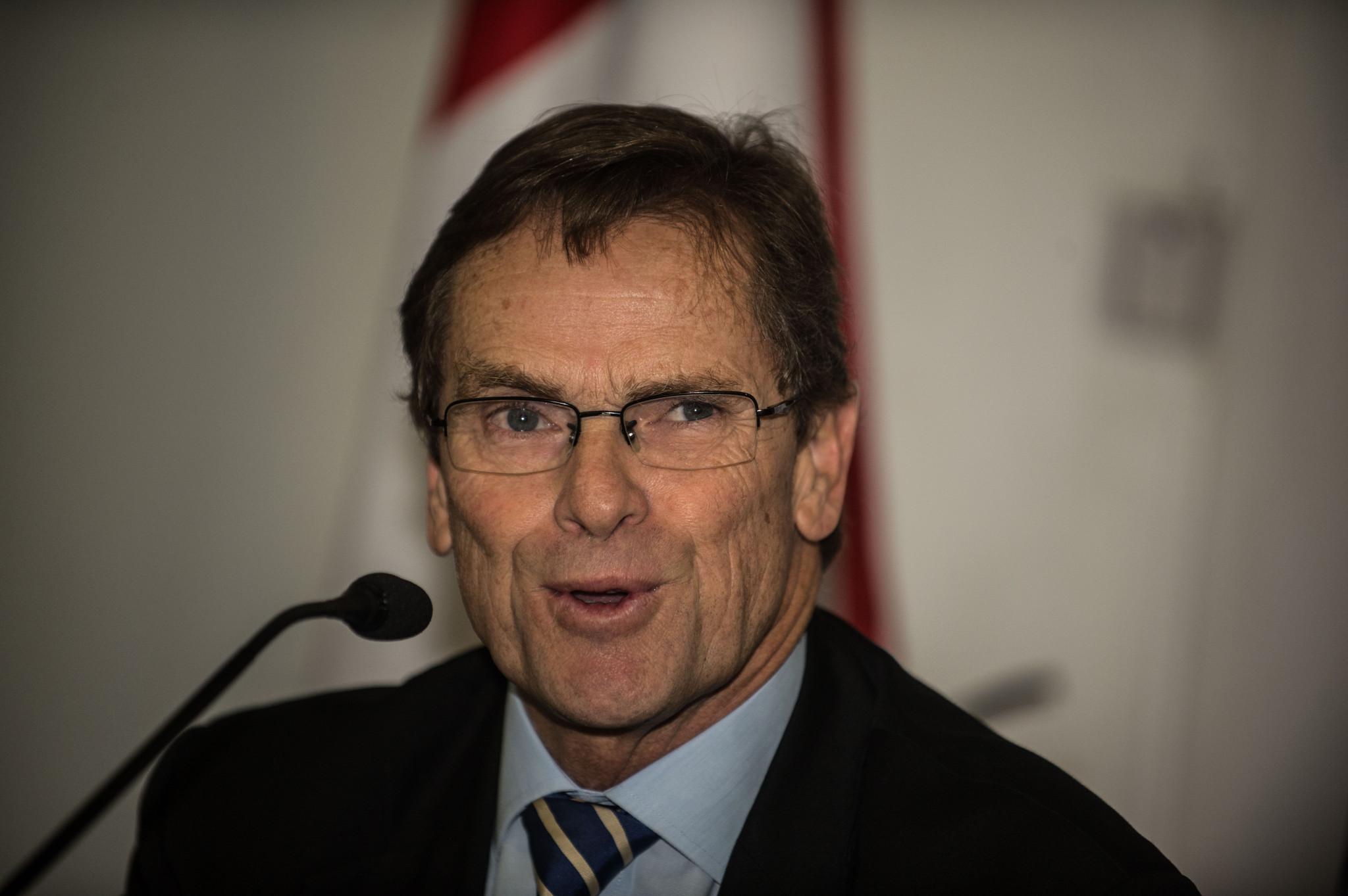 Lima 2019 President Neuhaus praises partnership with British Government