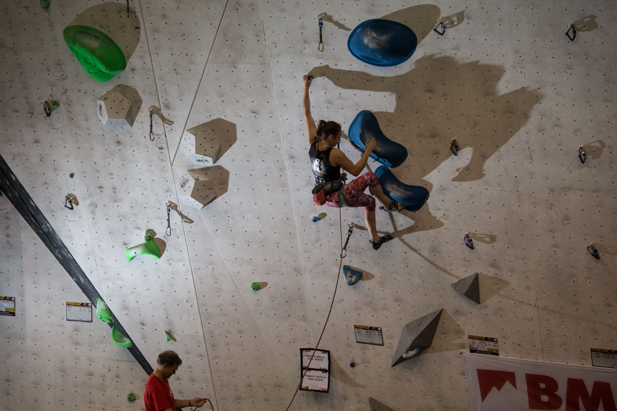 Sport climbing will make its Olympic debut at Tokyo 2020 ©Getty Images