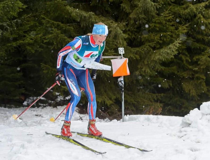 Kechkina ends Alexandersson's dominance at European Ski Orienteering Championships