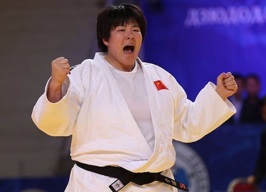 2015 World Judo Championships: Day seven of competition