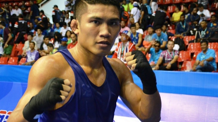 Thai fighter delights home crowd with superb victory at ASBC Asian Confederation Boxing Championships