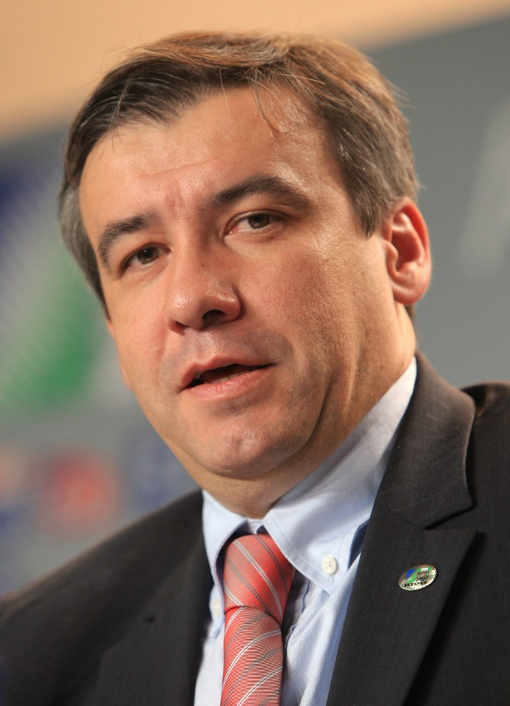 Etienne Thobois is set to be chief executive of Paris 2024 ©AFP/Getty Images