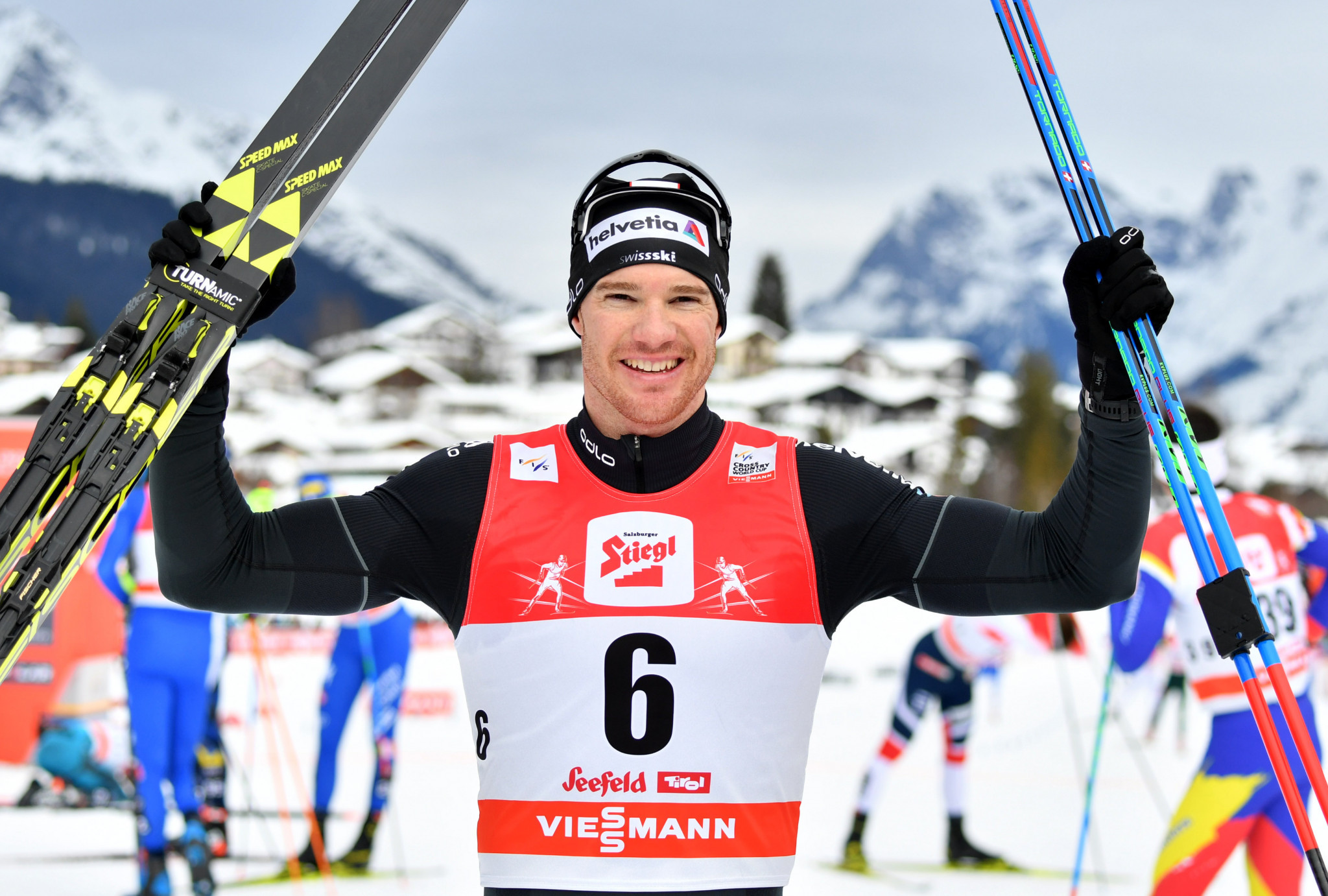 Triple Olympic gold medallist chosen as Swiss flagbearer for Opening Ceremony at Pyeongchang 2018