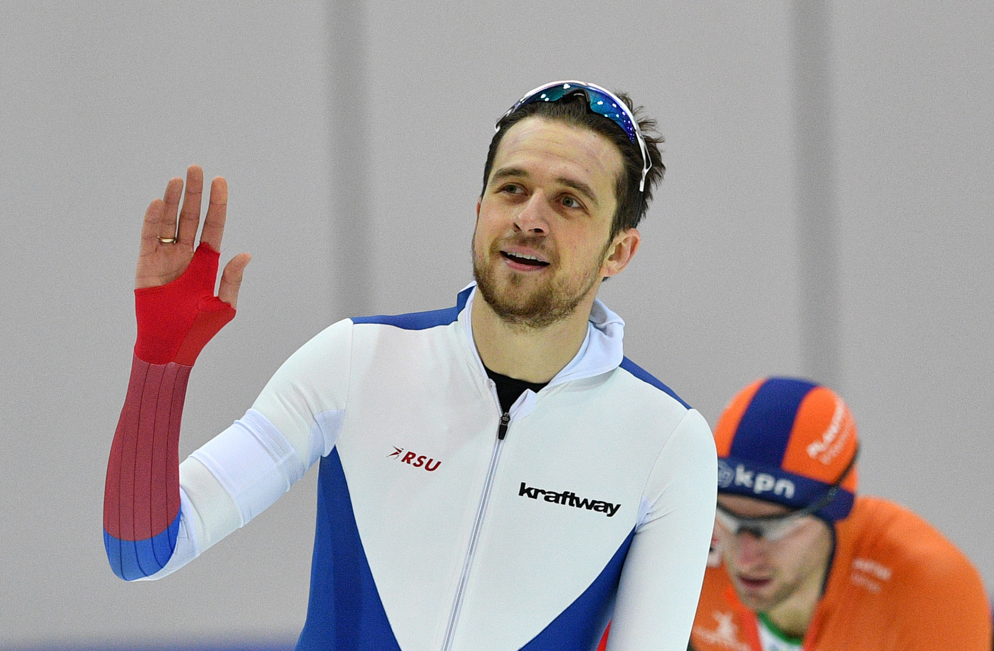 Denis Yuskov has also seemingly been ruled out of competing at Pyeongchang 2018 ©Getty Images