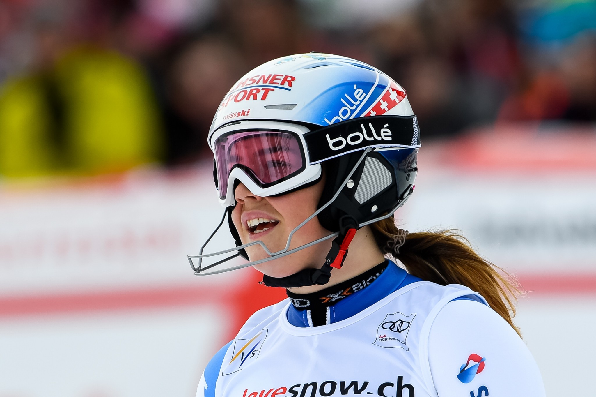 Melanie Meillard has suffered a season-ending injury ©Getty Images