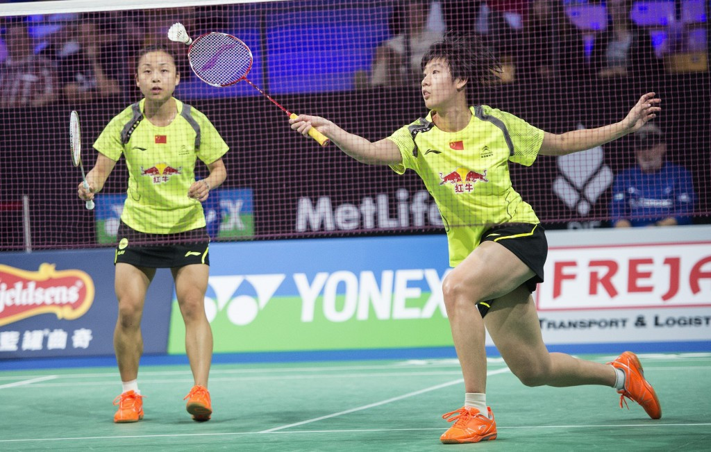 National members of the Badminton World Federation Badminton Games