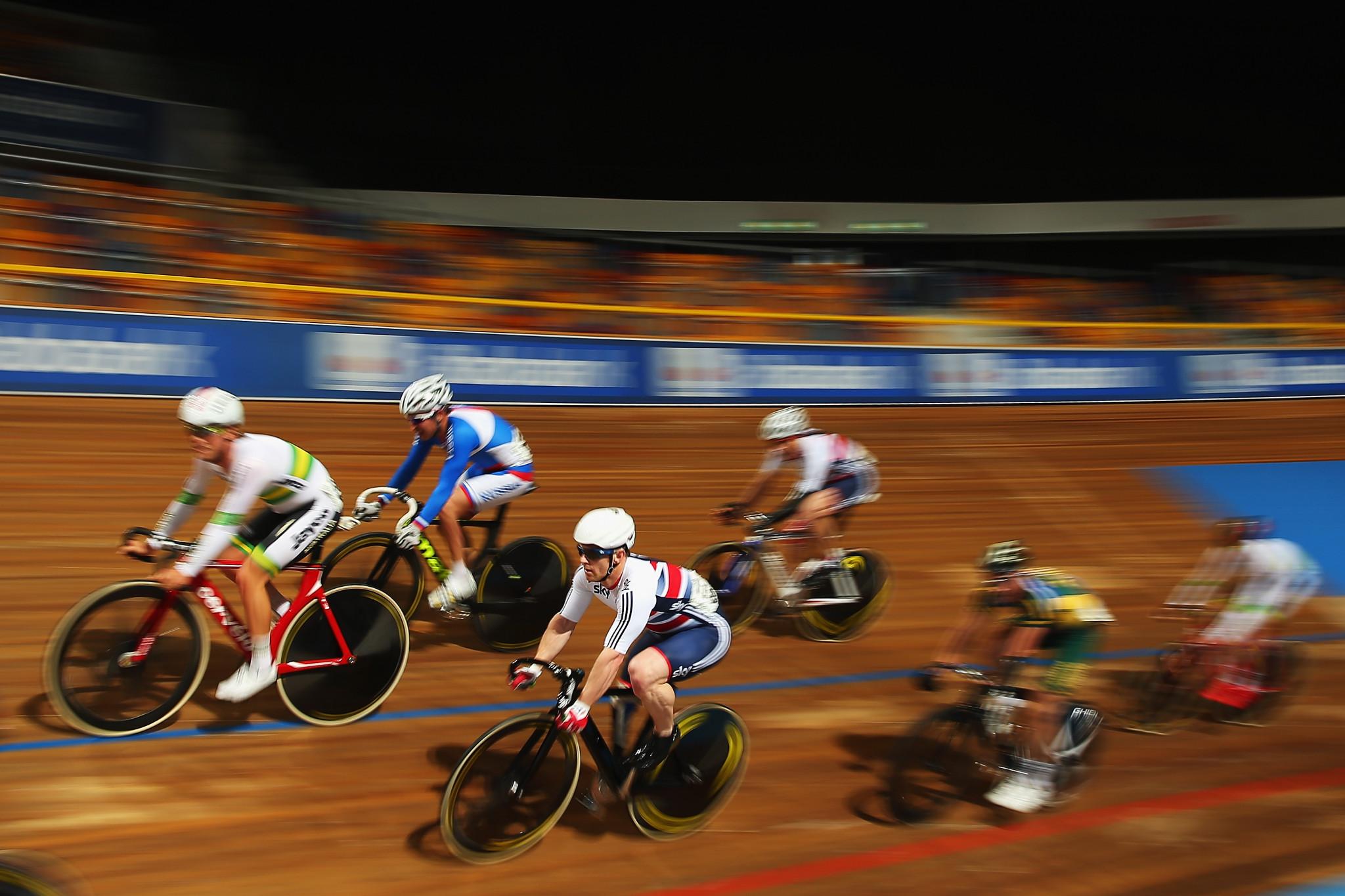UCI award 2020 Para-Cycling Track World Championships to Canada