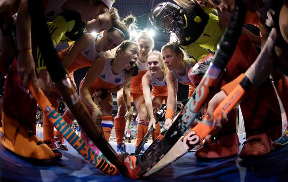 Netherlands continue dominance at Indoor Hockey World Cup