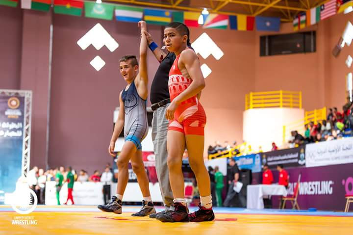 South Africa strike gold twice at African Wrestling Championships