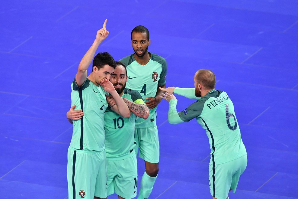 Portugal beat Russia to make the final ©UEFA
