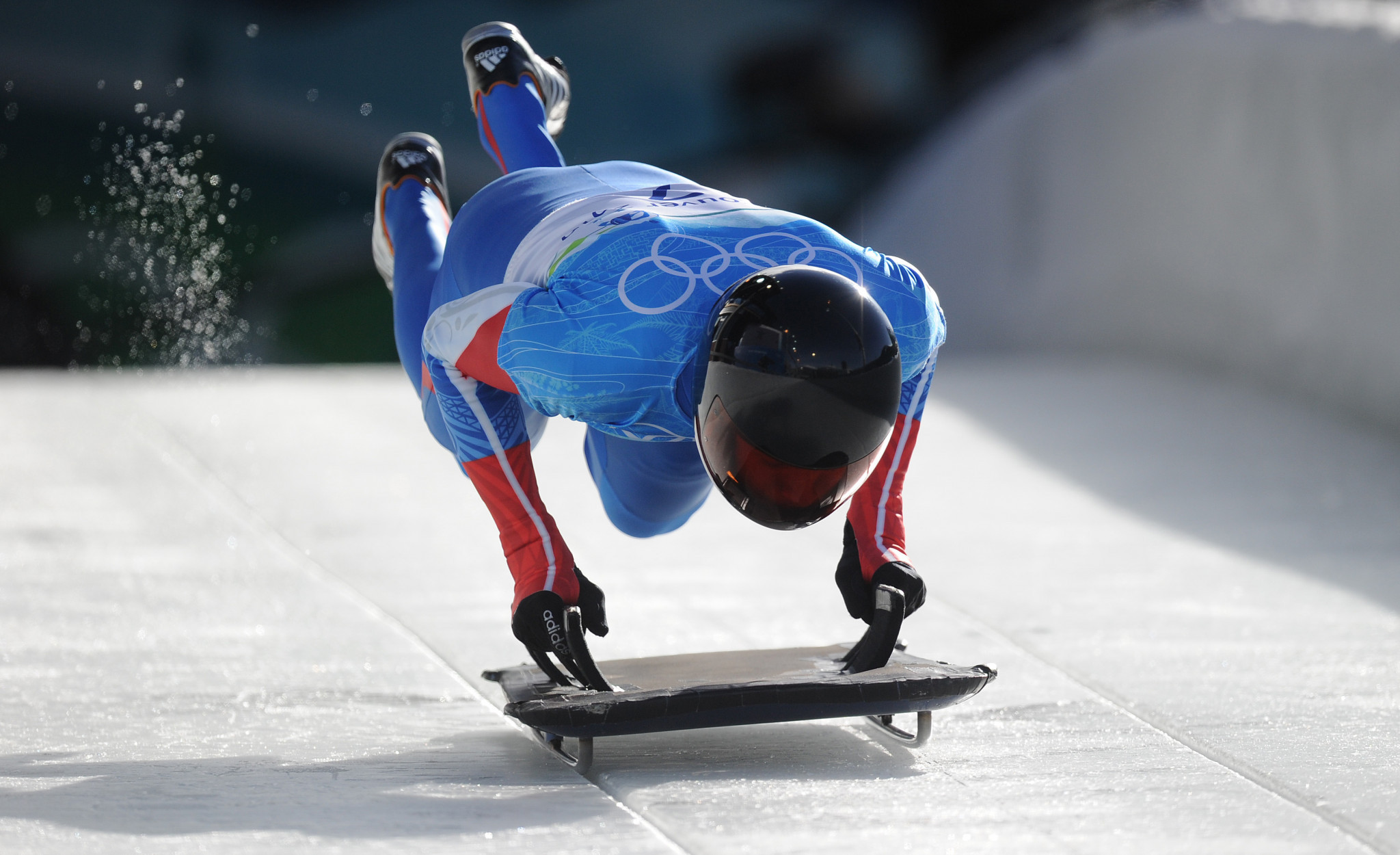 Olympic skeleton champion Alexander Tretiakov is among the athletes from Russia barred from competing at Pyeongchang 2018 following an unsuccessful appeal to the Court of Arbitration for Sport ©Getty Images