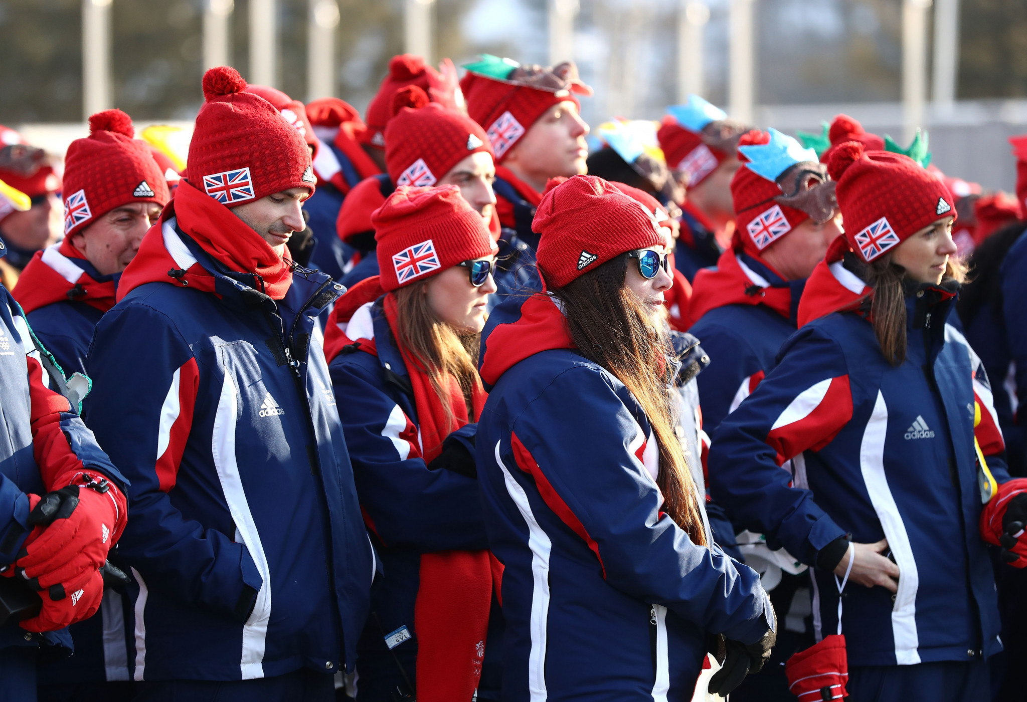 Each of the 59 British athletes competing in the Winter Olympics at Pyeongchang 2018 have been drugs test tested and taken part in the