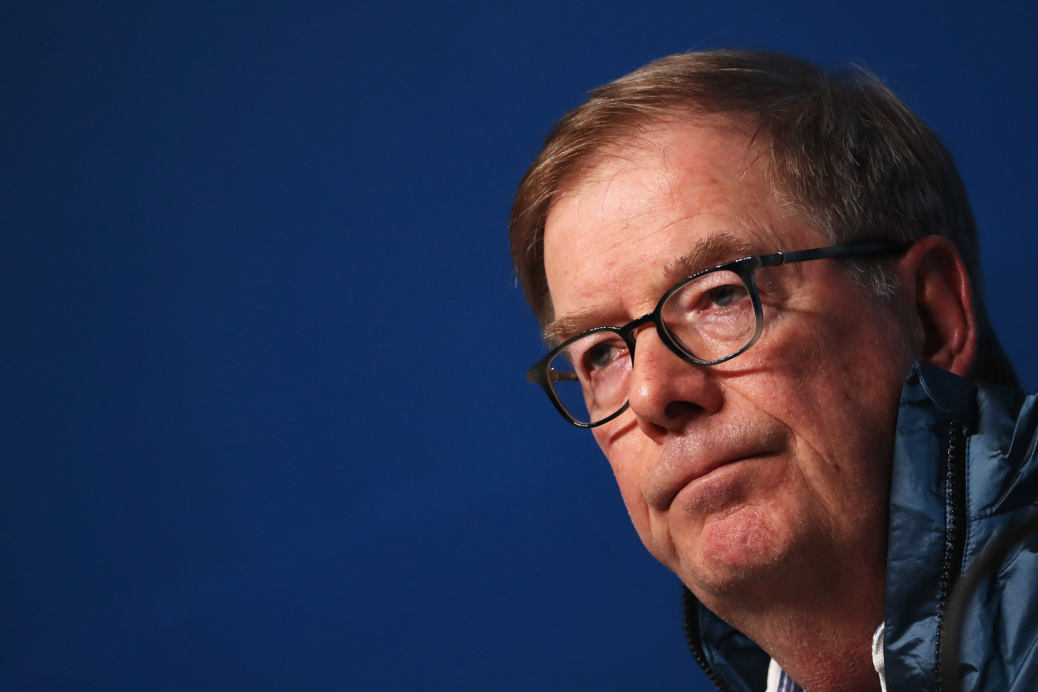 USOC chairman Larry Probst conceded today that mistakes had been made ©Getty Images