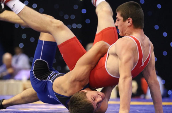 Russia bag treble gold on opening day of freestyle events at Cadet Wrestling World Championships