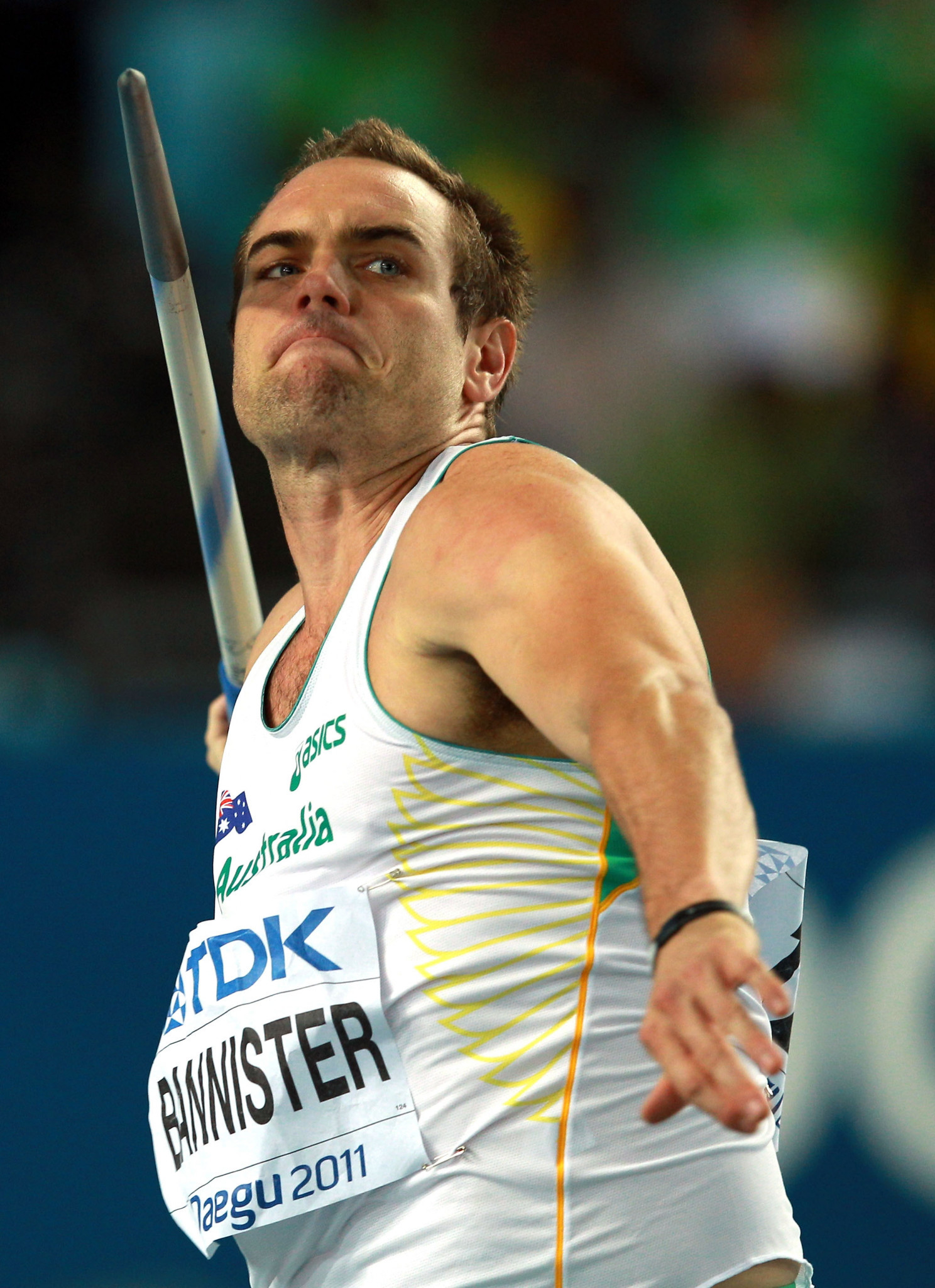 Commonwealth Games javelin gold medallist Bannister dies aged 33