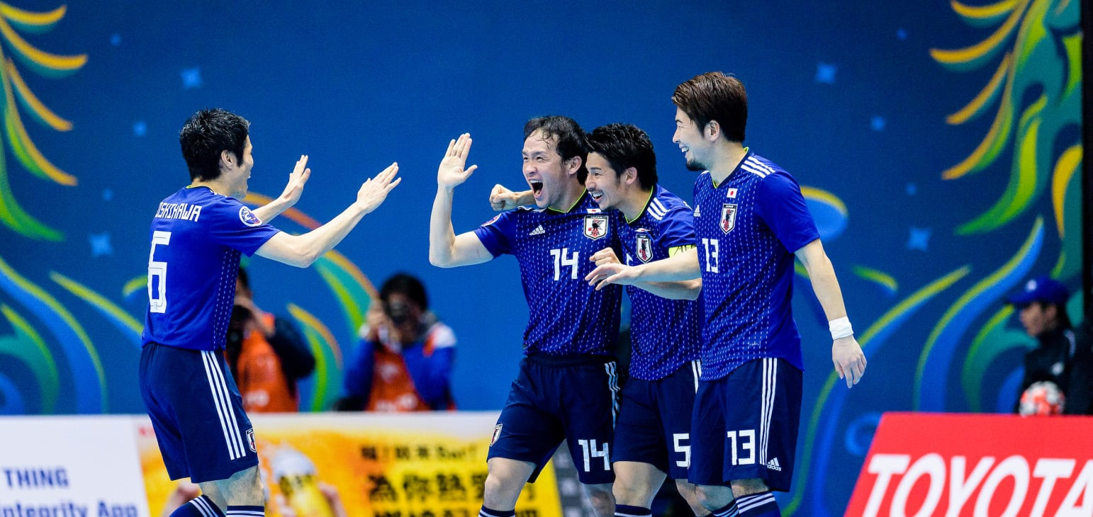 Japan beat Iraq to set-up a meeting against Iran ©AFC