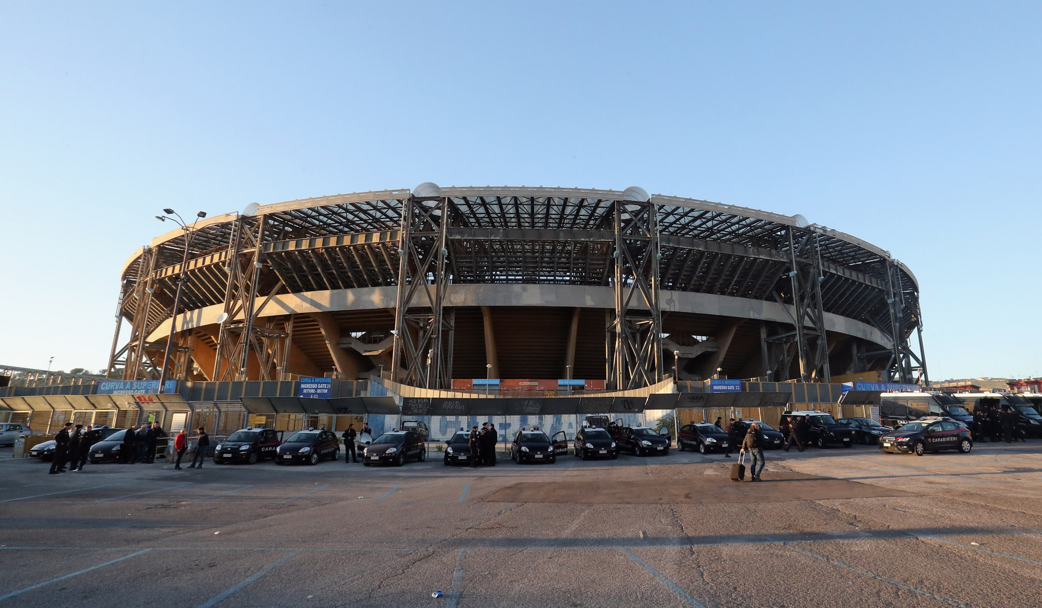 The Stadio San Paolo will serve as the main Naples 2019 venue ©Getty Images
