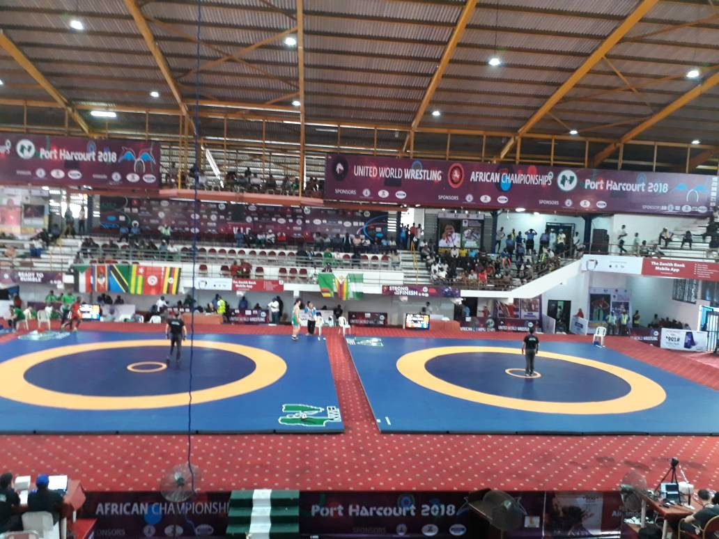 Good day for North Africans at African Wrestling Championships
