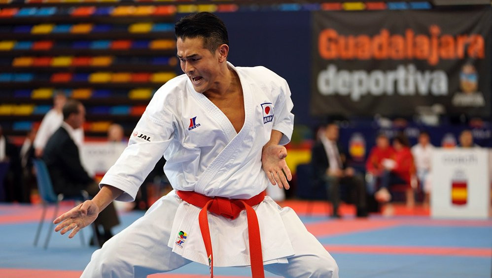 Japan dominate opening day of Karate 1-Series A at Guadalajara - but local champ Quintero shines