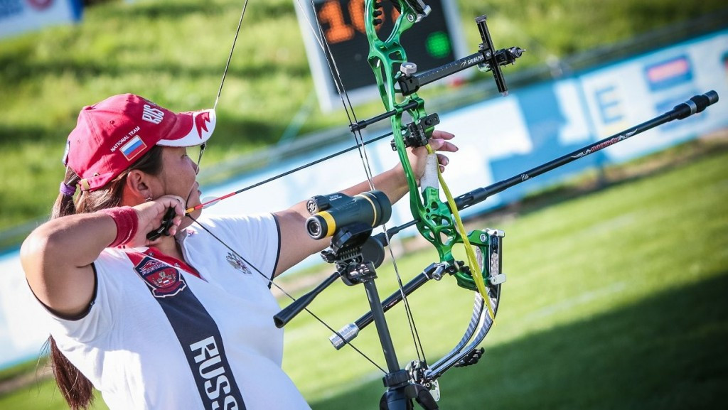 Consolation for Russian on day of two world records at Para-archery World Championships
