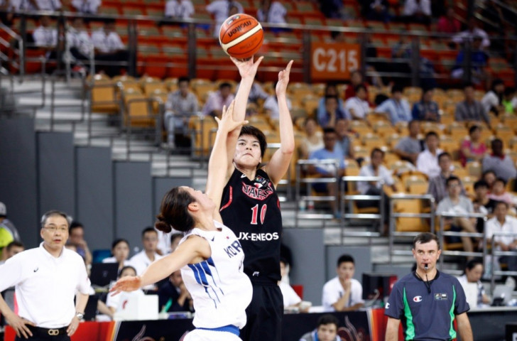Japan win rematch of 2013 final with South Korea on opening day of FIBA Asia Women's Championship