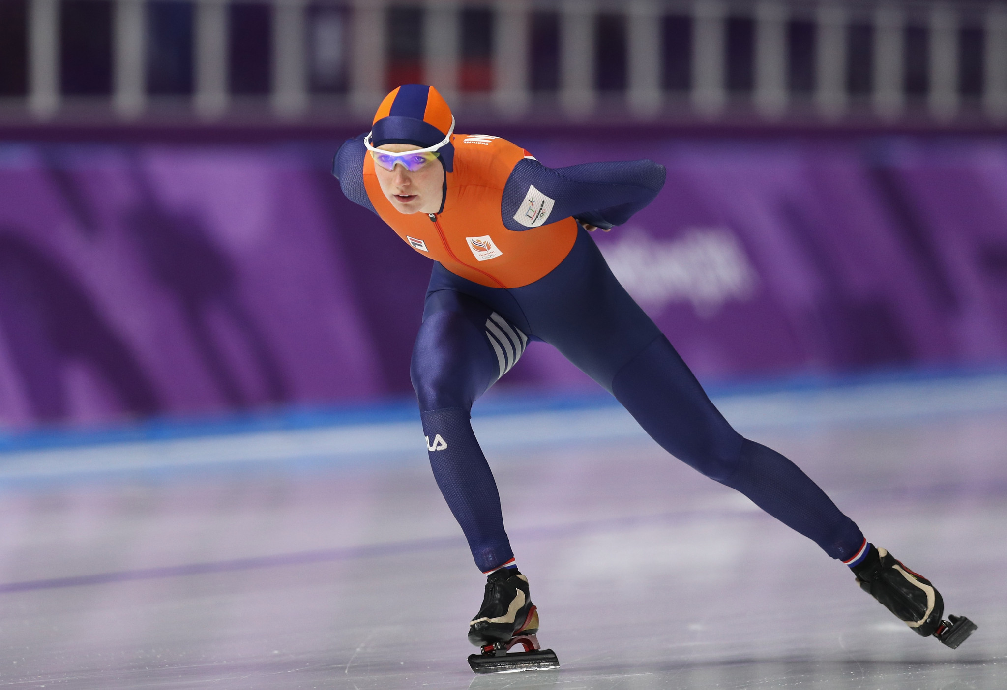 Skate Of A Lifetime As Achtereekte Leads Dutch Speed Sweep