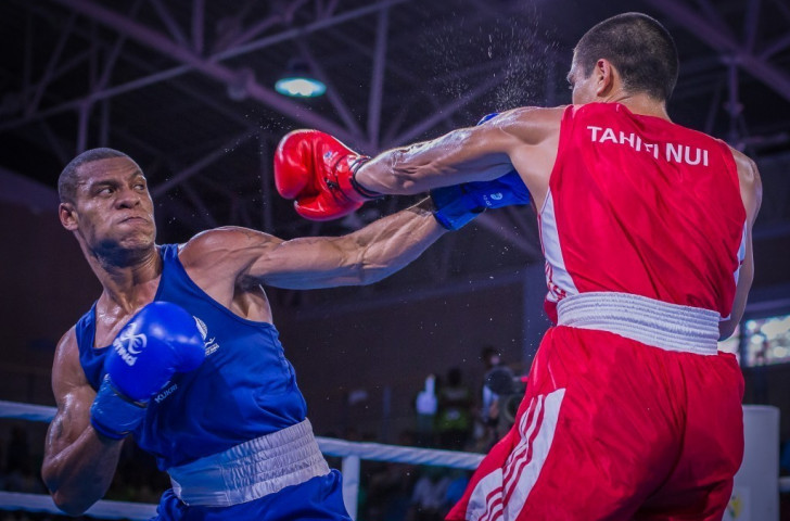 Pacific Games gold medallist into middleweight final of Oceania Confederation Boxing Championships