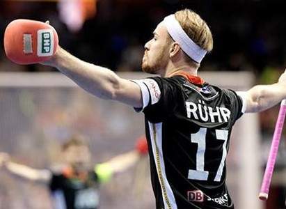 Ruhr hat-trick sends Germany into Indoor Hockey World Cup final against Austria