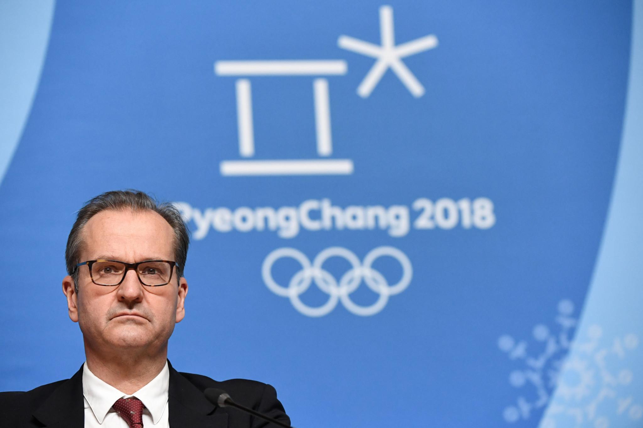 IOC spokesperson Mark Adams has said it is not in