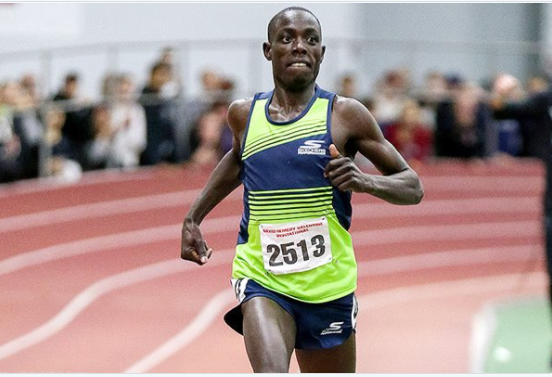 Cheserek completes remarkable Boston double at IAAF World Indoor Tour