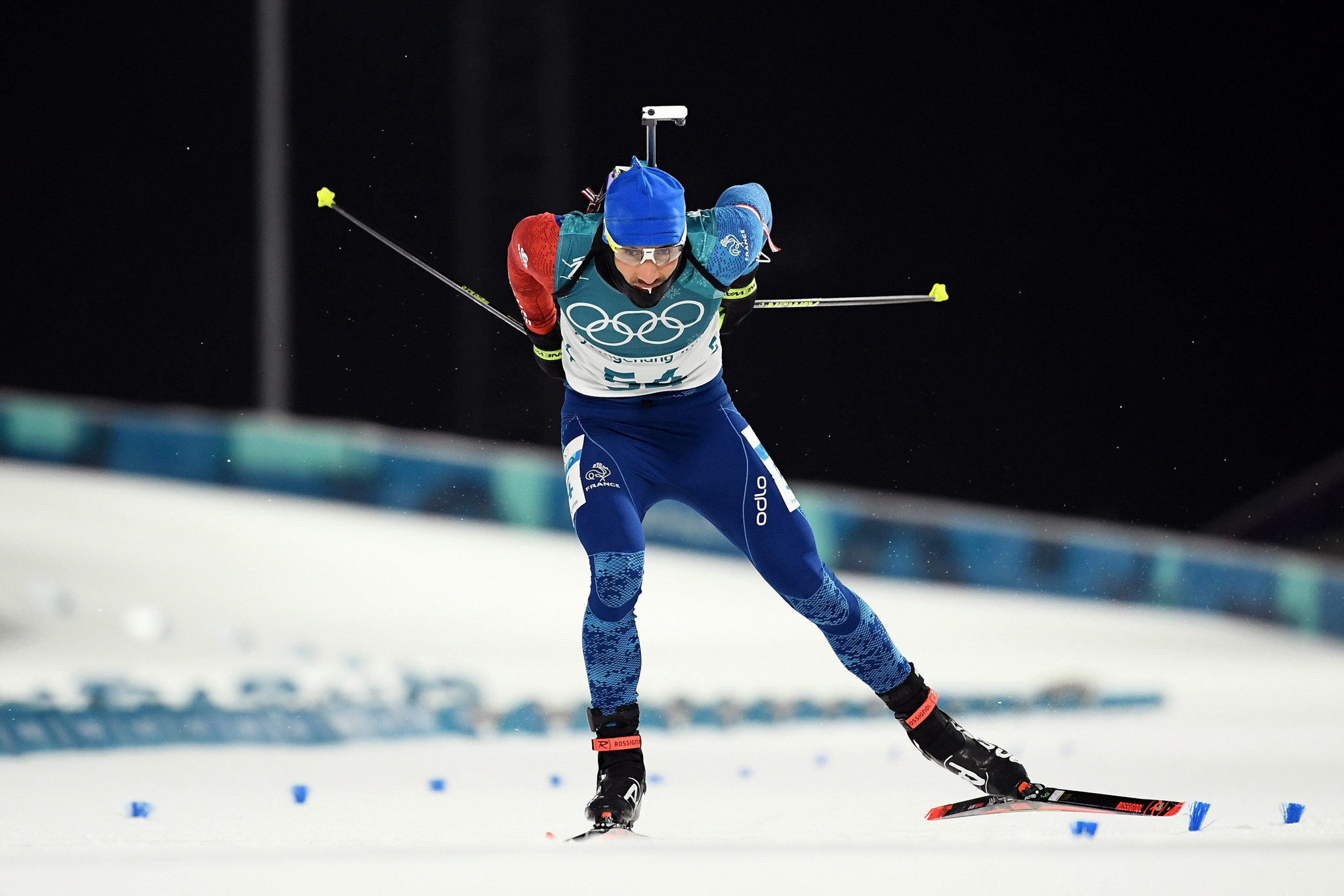 Peiffer of Germany wins men's biathlon 10km sprint at PyeongChang Olympics