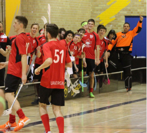 Canada beat United States to qualification place for IFF Men's World Championships