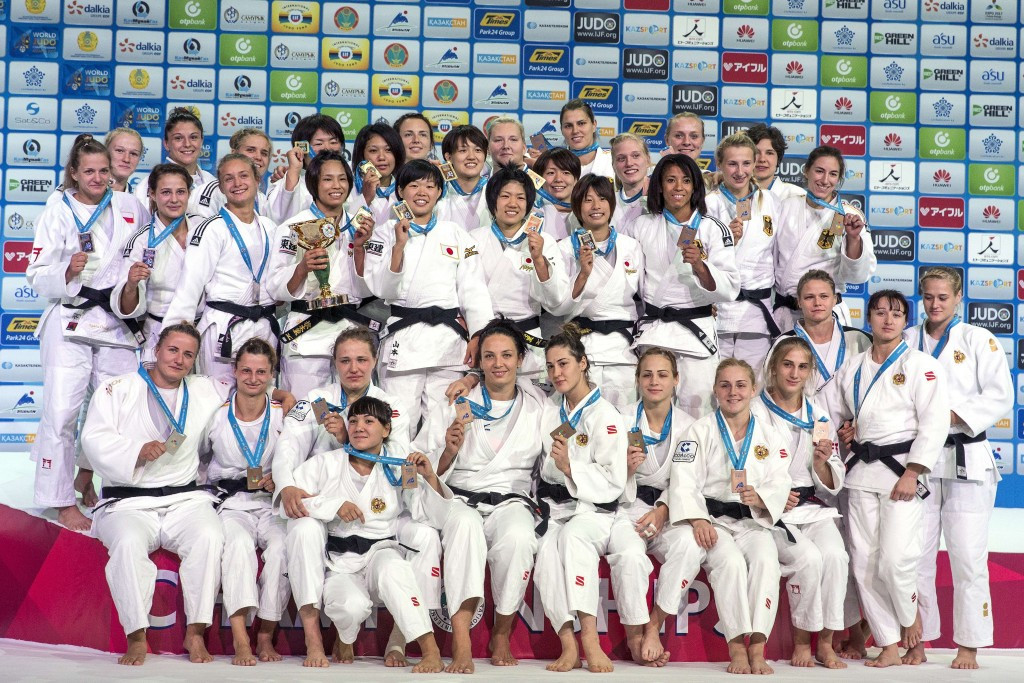 Japan though would dominate the competition to take gold ©Getty Images