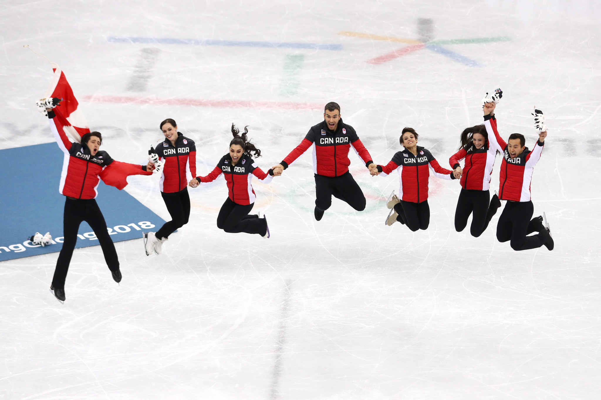 Daleman delivers as Canada wrap up team figure skating gold medal at Pyeongchang 2018