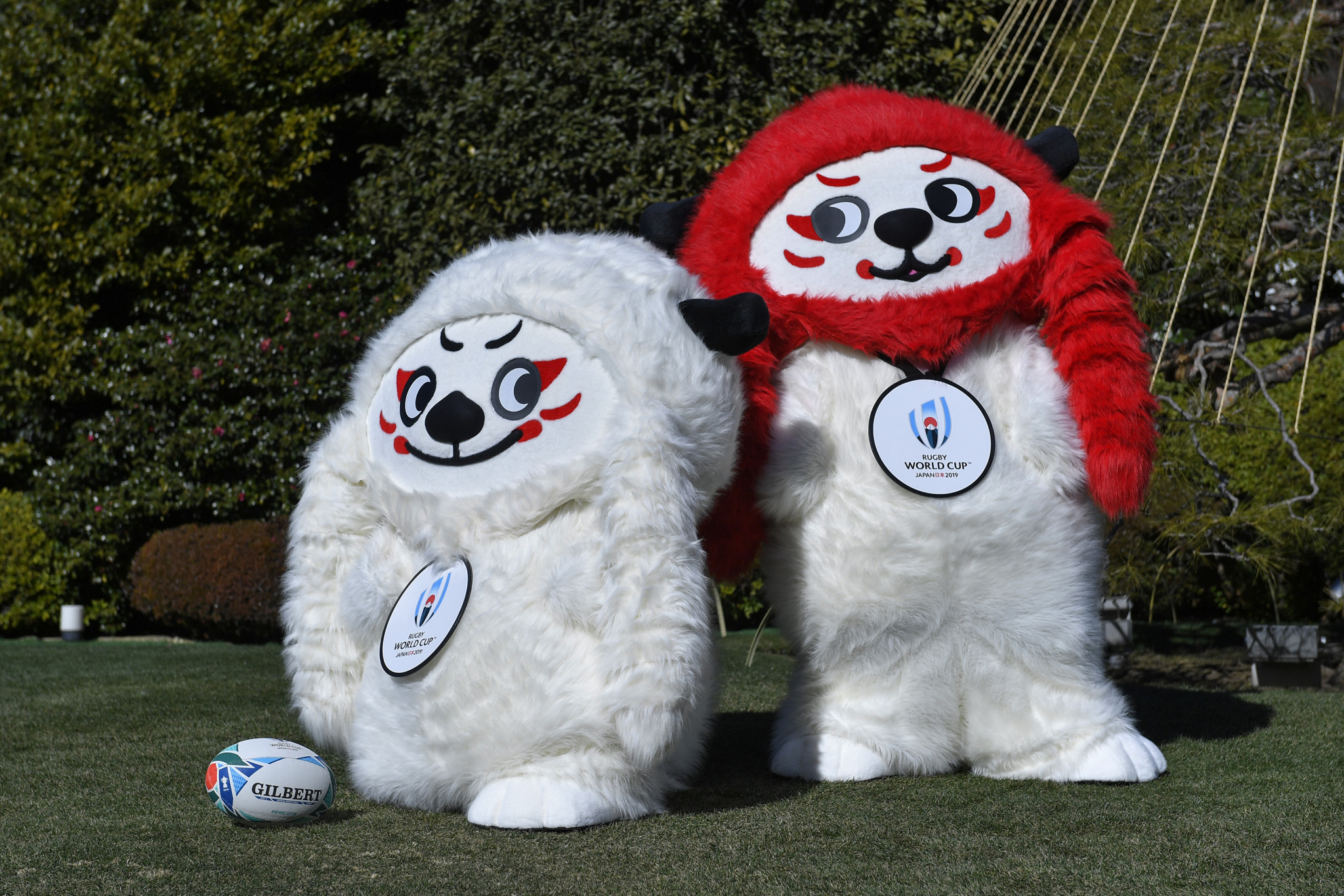 Rugby World Cup 2019 mascots launched as ticket deadline approaches