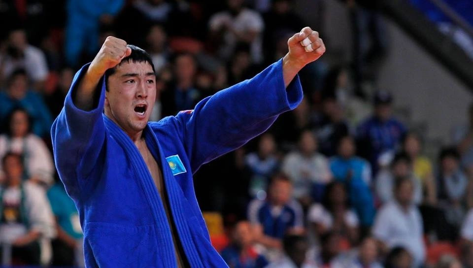 Kazakhstan won their repecharge match but lost a bronze medal contest to Mongolia ©IJF