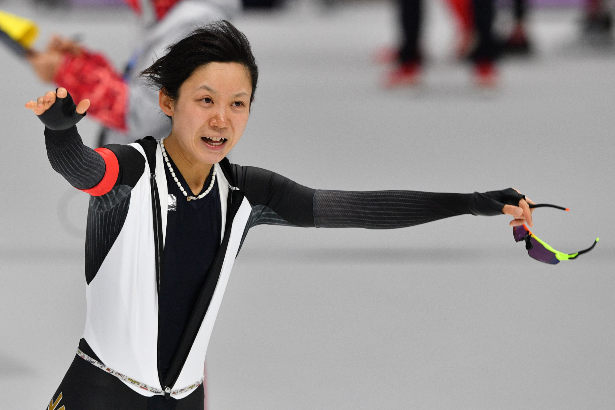 Miho Takagi finished in second place today ©Getty Images
