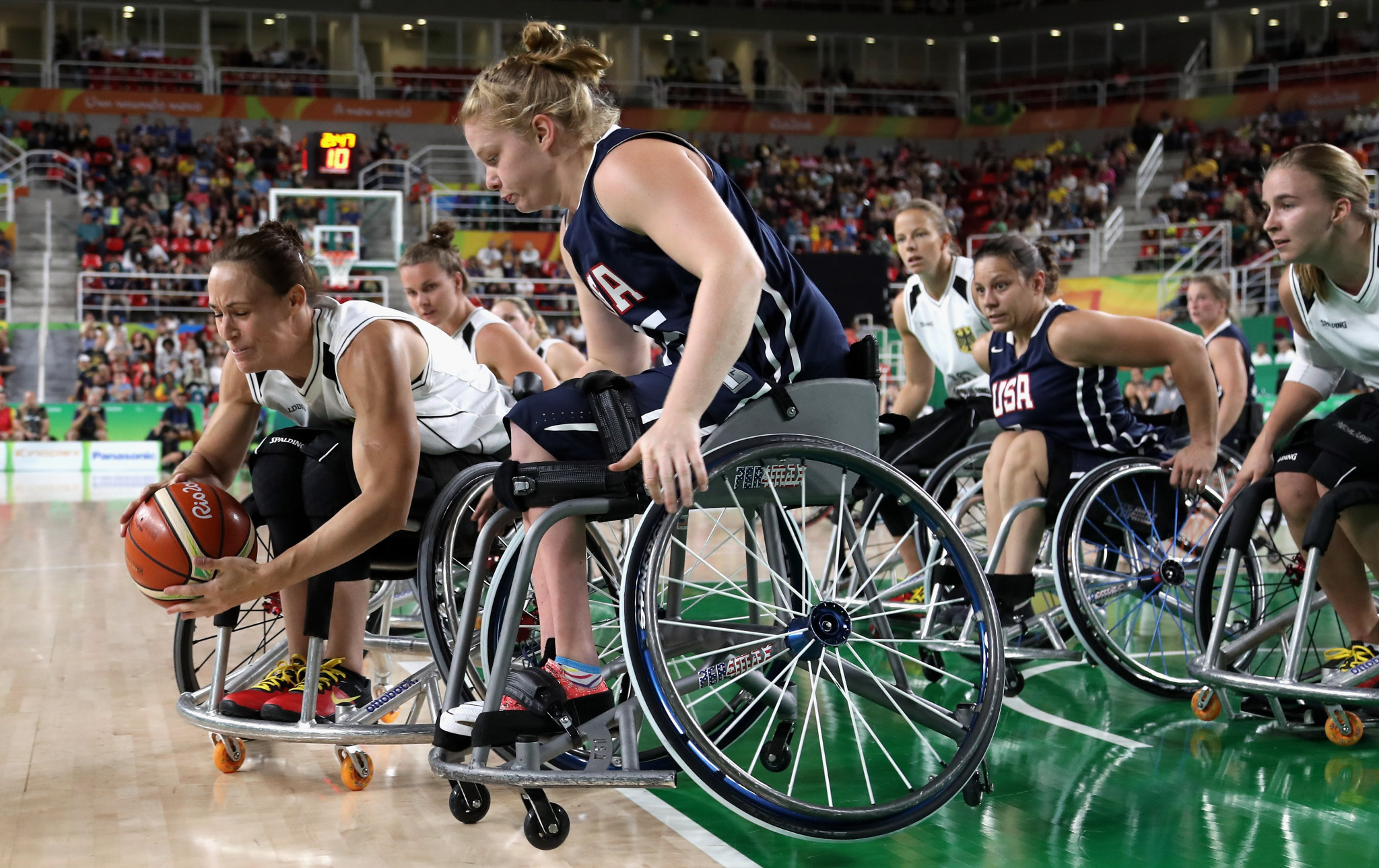 United States announce women's team for Wheelchair Basketball World Championships