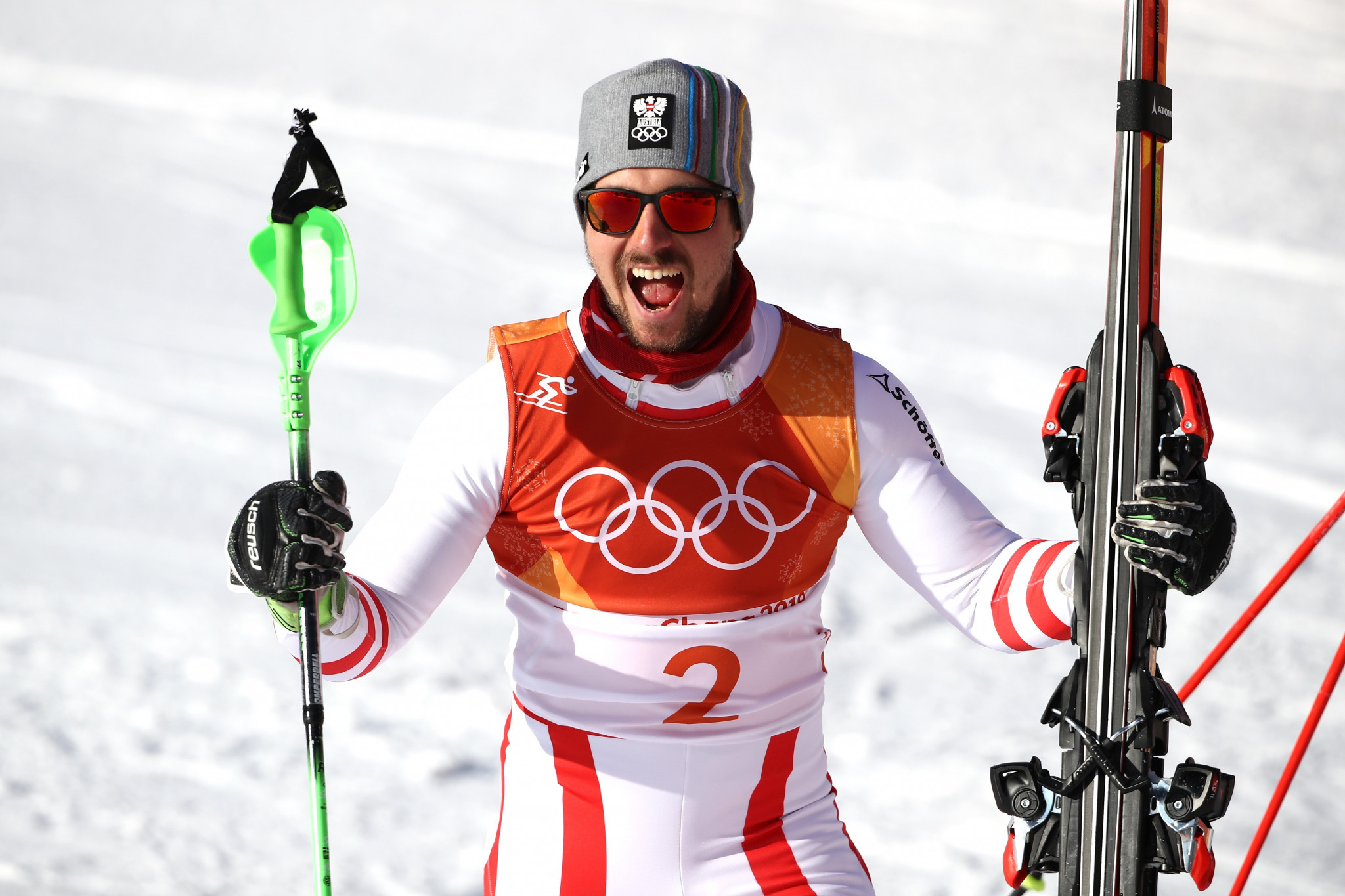 US Alpine skier Tommy Biesemeyer out of Games with ankle injury