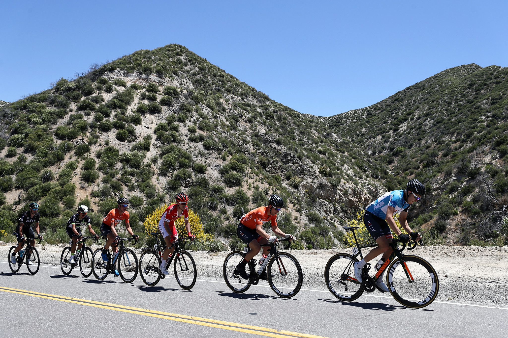 Tour of California routes unveiled by organisers