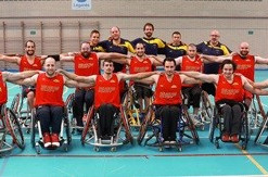 Spain pick up second win as hosts Britain bounce back at European Wheelchair Basketball Championship
