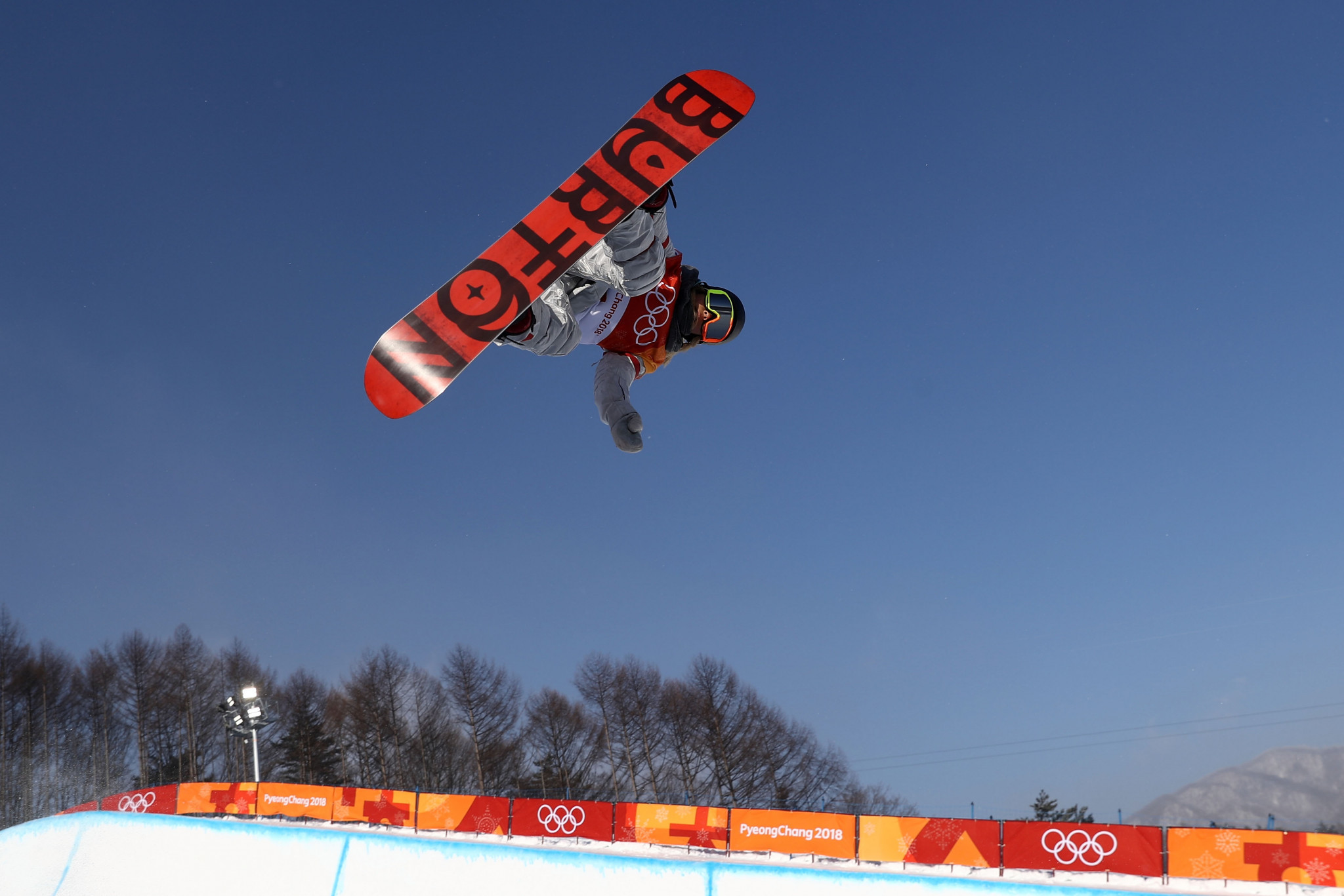 Chloe Kim dominated the women's halfpipe final ©Getty Images