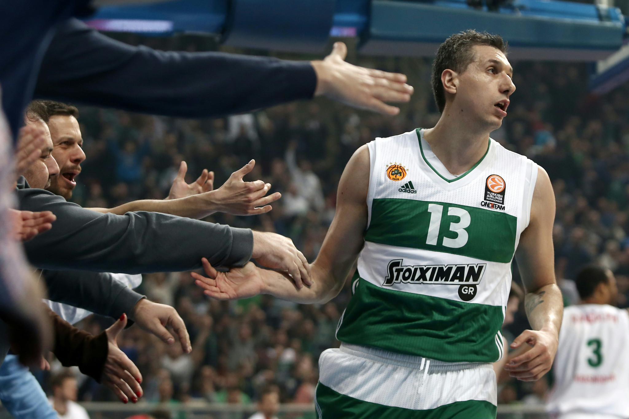 Panathinaikos in dispute with Euroleague Basketball over sanction imposed on owner