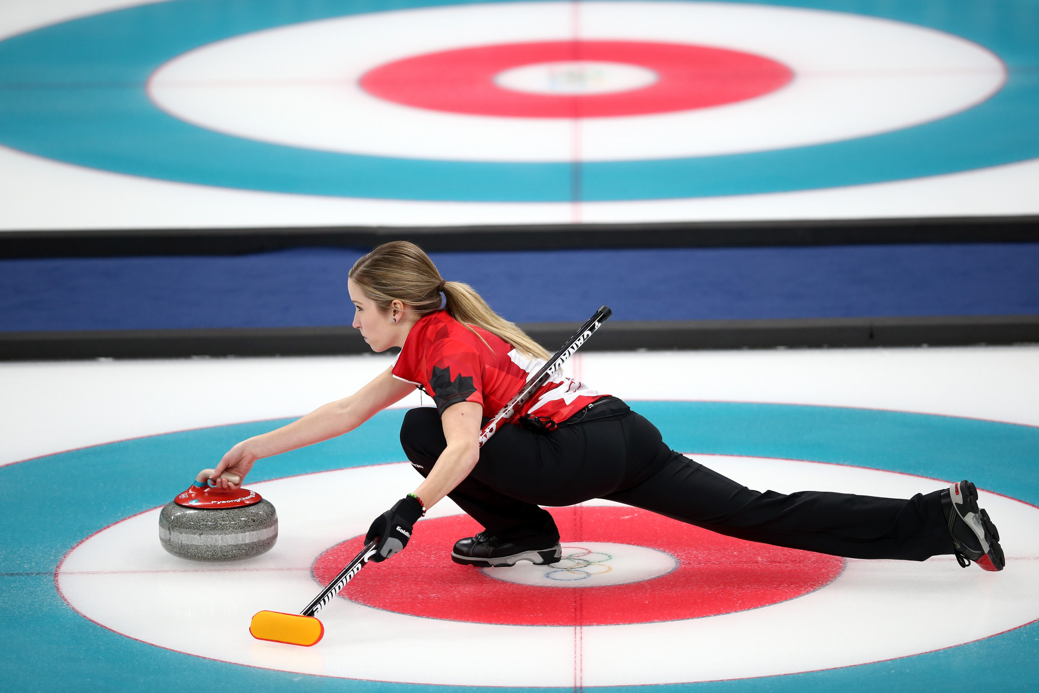 Canada thrash Switzerland to clinch first Olympic mixed doubles curling gold medal at Pyeongchang 2018